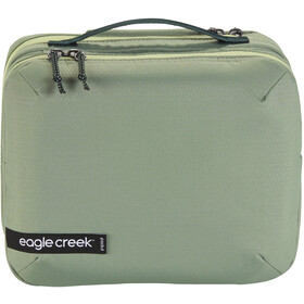 Eagle Creek Pack It Reveal Trifold Toiletry Kit, olijf